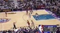 98年NBA总决赛 乔丹绝杀 高清