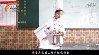 成都新东方烹饪学校西点名师王丹霞