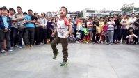 世界最小鬼步舞