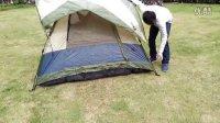 3-4人自动帐篷撑开收拢视频