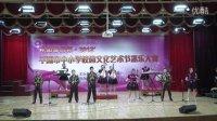 平湖市东湖中学参加2013年平湖市中小学器乐大赛