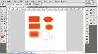 Photoshop ps教程 CS5 从零开始  选区羽化 photoshop cs5 教程
