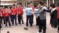 中考体育项目细节指导 河北新闻网录制 20130428