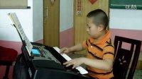 十级电子琴独奏《新疆游记》1