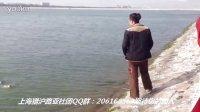 路亚-上海猎沪路亚社团-猎鹰上米级海鲈鱼视频