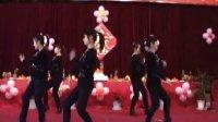 户敏踏浪舞蹈 2010年 姨姥大寿  家人集体舞