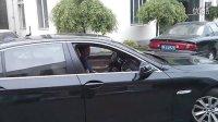 宝马520LI 自动泊车