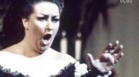 """卡巴耶 Caballe - 《罗密欧与朱莉叶》""""我要生活在美梦中"""" 1970"""