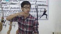 哈尔滨电视台旅游FOLLOWME采访兵蚁射箭馆-弓箭器材