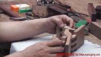 传统木工辛全生鲁班凳(也叫瞎掰)制作视频(第四集)