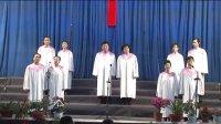内蒙古基督教2013年复活节诗歌崇拜7