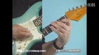 国外吉他教学视频 布鲁斯12小节进行