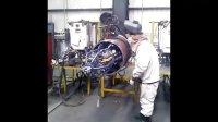 洛阳德平内对口器在中海油现场同serimax自动焊机配套使用视频