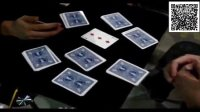 扑克牌魔术-自由意识-教您用一副牌变出不可思议的魔术