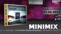 SCOOTER 20周年扩展特辑 3CD专辑(T S T E) 6月7号发布