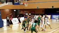 全港運動會女子籃球冠軍賽:屯門區 VS 中西區 (選段) 20130601