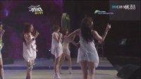 Girls day--Twinkle Twinkle一闪一闪 110917 CJB SBS TOP10
