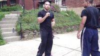 实用街头防身术格斗技巧 演示视频