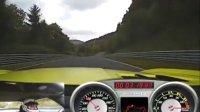 7分56秒 梅赛德斯-奔驰SLS AMG Electric Drive纽北圈速记录