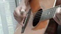 吉他wings押尾AM技巧教学(超速摄像机慢放)3