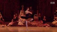 《天鹅湖》黑天鹅32挥鞭转 Ekaterina Kondaurova 2013.06.06 红蓝3D