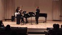 八、Peterson彼得森 三重奏(中提琴萨克斯钢琴)第三乐章