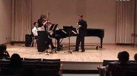 八、Peterson彼得森 三重奏(中提琴萨克斯钢琴)第二乐章