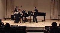 八、Peterson彼得森 三重奏(中提琴萨克斯钢琴)第一乐章
