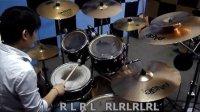 架子鼓是怎样炼成的 第一课 单跳双跳 中国非著名鼓手程老师