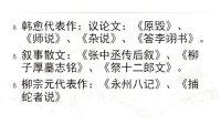 公务员考试文学常识考点精讲(三)