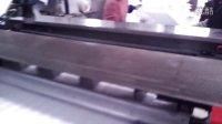 珍珠棉数控分切机,珍珠棉横竖切机,可同时分条带横切,万川机械