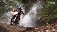 专为极限运动而生 KTM 300EXC越野摩托 超清
