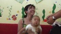 中国第一届婴儿游泳大赛