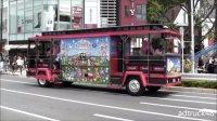 《Sanrio卡通人物角色大賞》選舉宣傳車