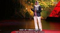 【TEDGlobal 2013】Manal al-Sharif:一名敢开车的沙特女性