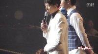 【KISSKHUN独家】130622 what time is it演唱会Talk部分主khun。