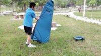 孙行者换衣洗澡帐篷折叠视频