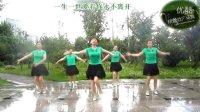 72绿蕾丝广场舞 健身舞 原创 借点情借点爱(含背面)