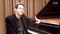 【玛麦哲道】乔纳森•比斯-贝多芬降E大调第26号钢琴奏鸣曲-Jonathan Biss