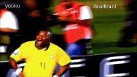 Neymar dá uma de Robinho em lindo drible