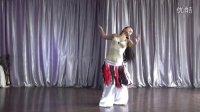 肚皮舞教材 十六:连接性动作、踮脚侧转