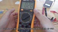 <电子测量经验谈>第一期<中>:数字万用表