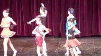 4 少儿拉丁舞恰恰恰