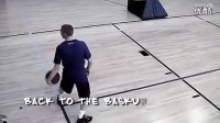 教授街球教学 边线 背后 侧身 运球过人