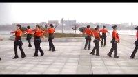 南阳和平广场舞参赛原创作品《去西藏》。(领舞、编舞:和平)
