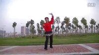 南阳和平广场舞--红月亮(原创和平独舞)