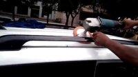 移动洗车 上门洗车  寿光小马二手车行抛光教学视频