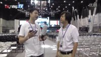 cnFrag.com - StarsWar8现场专访周豪ZAX