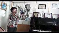 一流的声音是这样练出来的!--著名歌唱家黄华丽在王景彬老师课堂