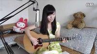 """广州芬达乐器公司吉他弹唱比赛""""芬达杯""""最佳歌手奖《青春》"""
